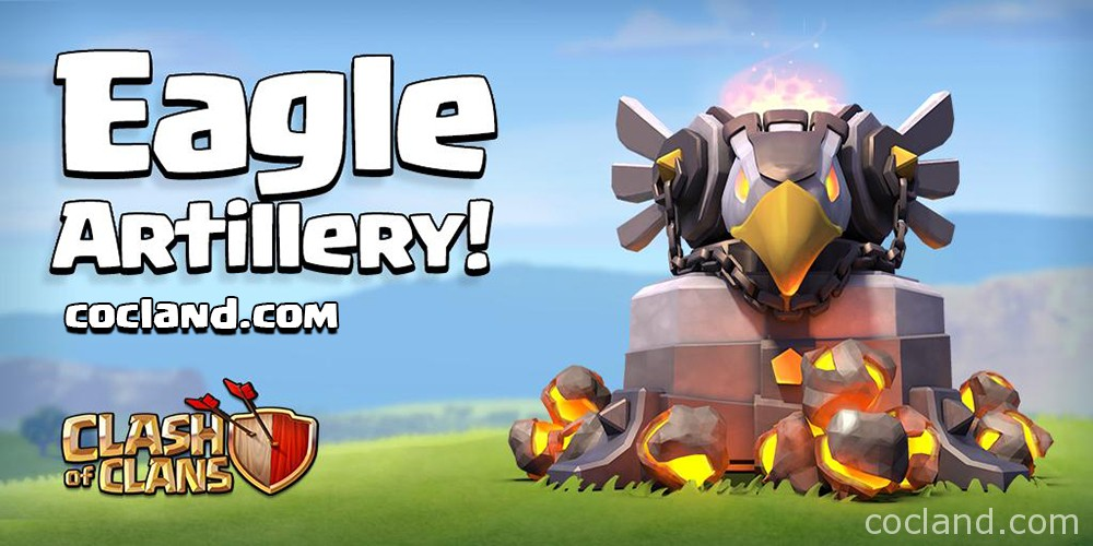 Eagle Artillery Clash of Clans