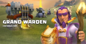 Clash of Clans Grand Warden Guide