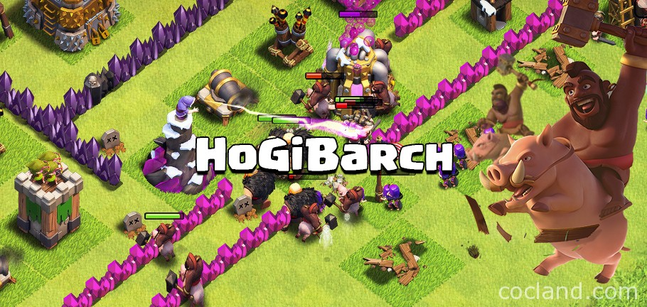 HoGiBarch Farming Strategy