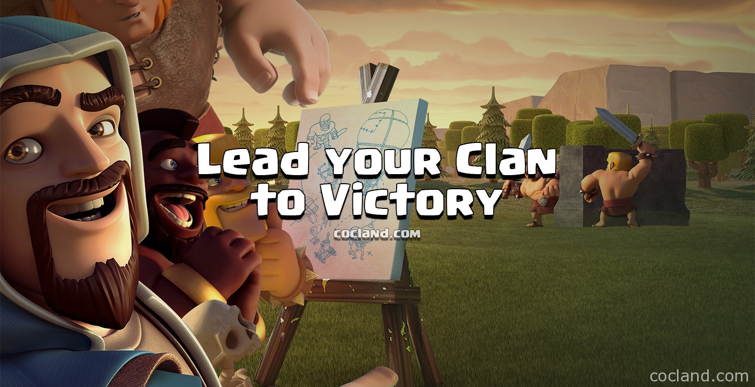 Lead your Clan to Victory