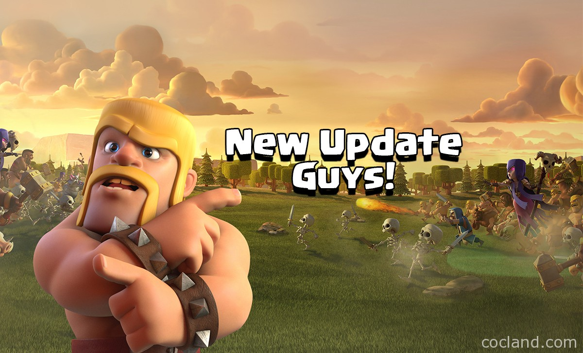 new-update-clash-of-clans