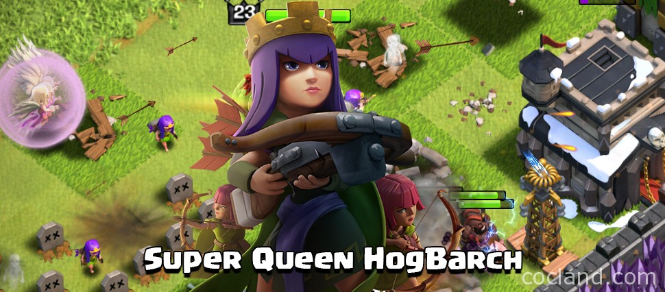 Super Queen HogBarch Farming Strategy