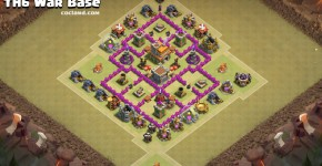 th6 war base with 2 air sweepers