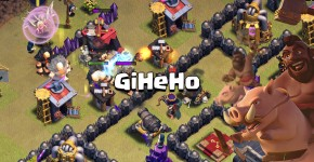 GiHeHo Strategy in Clash of Clans