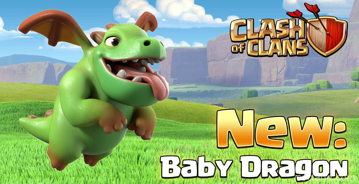 baby-dragon-clash-of-clans