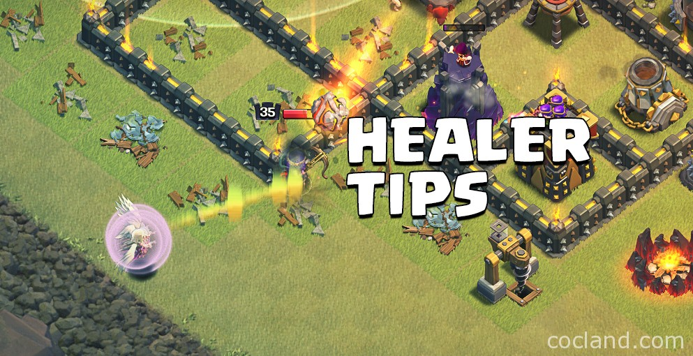 8 Great Tips for Queen Walk! | Clash of Clans Land