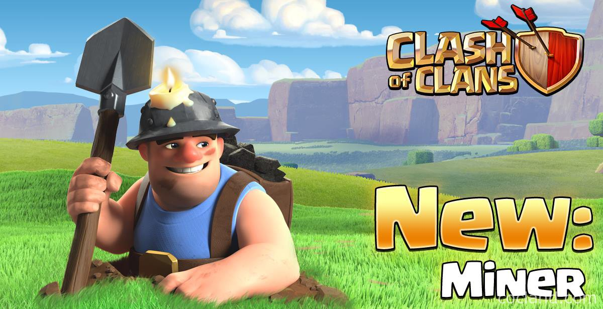 miner-clash-of-clans