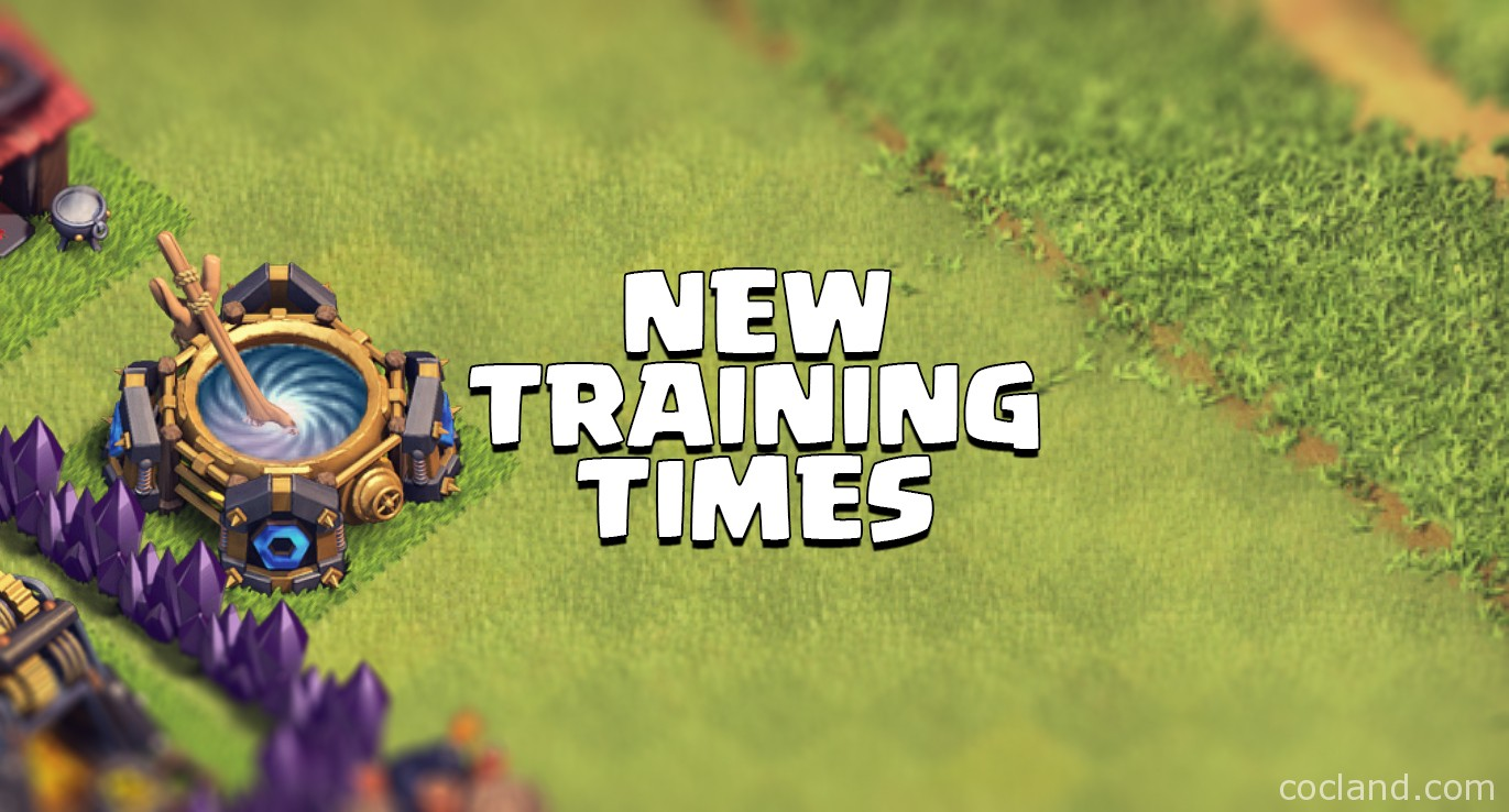 new-training-times-coc