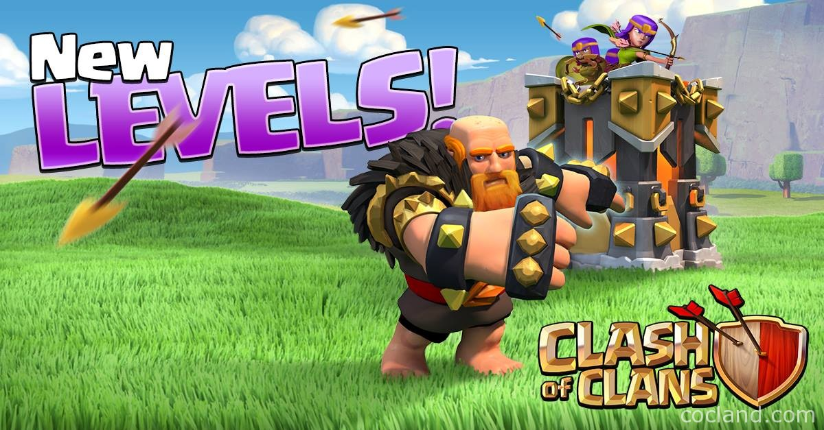 Clash of Clans July Update